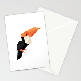 Origami Toucan Stationery Cards