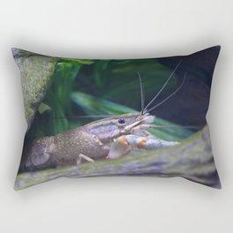The crayfish Rectangular Pillow