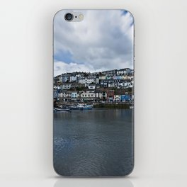 Brixham The Colourful Harbour iPhone Skin