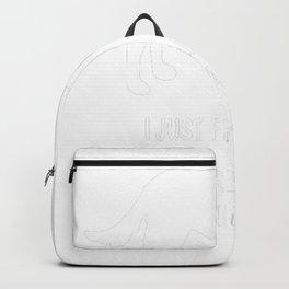 American-Water-Spaniel-tshirt,-just-freaking-love-my-American-Water-Spaniel. Backpack