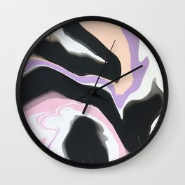 Tenacity 02 Wall Clock