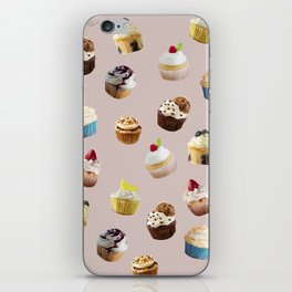 Cupcake royale iPhone Skin