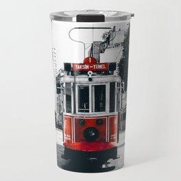 Istanbul - Taksim Travel Mug