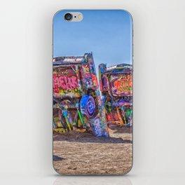 Cadillac Ranch iPhone Skin