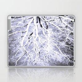 Twisted Perception gray Laptop & iPad Skin