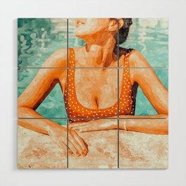 Mi Bebida Por Favor #painting #summer Wood Wall Art