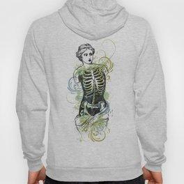 Skeleton Lady Venus Di Zombie Hoody