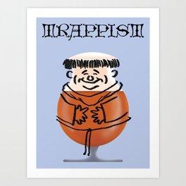 Beer: Trappist Art Print