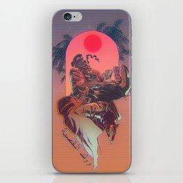 Rock el Casbah iPhone Skin