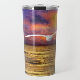 Dissolving Solidity Travel Mug