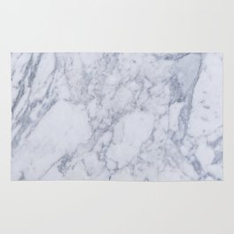 White Marble texture floor background with gray grey texture greek marble print luxuous real marble Rug