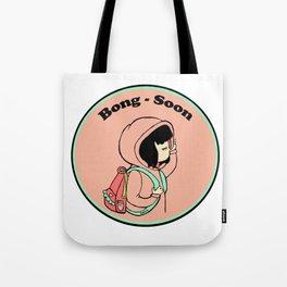 Bong-Soon Fan Art Tote Bag