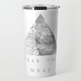 Bless this mess Travel Mug