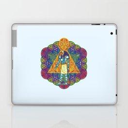 Sacred Geometry Thoth Mandala II Laptop & iPad Skin