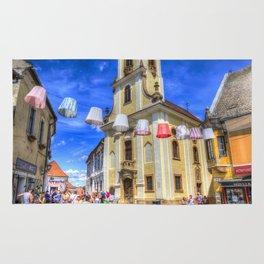 Szentendre Town Hungary Rug