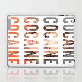 LINDSAY LOHAN - COCAINE Laptop & iPad Skin