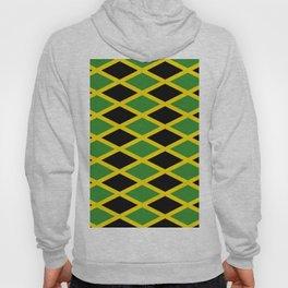 Flag of Jamaica 3-Jamaican,Bob Marley,Reggae,rastafari,cannabis,ganja,america,south america,ragga Hoody