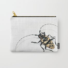 Longhorn Beetle Carry-All Pouch