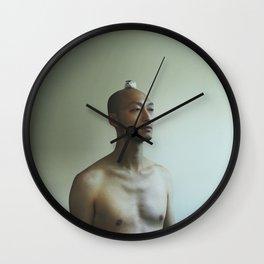 New Hat | Hamster | Peter Wall Clock