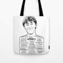 Alright Dave Tote Bag