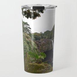 Rainbow Falls Big Island Hawaii USA Travel Mug