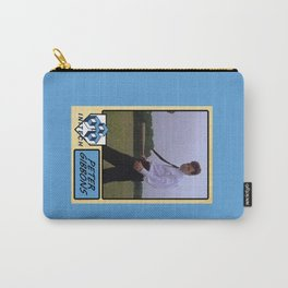 Peter Gibbons Baseball Card Carry-All Pouch