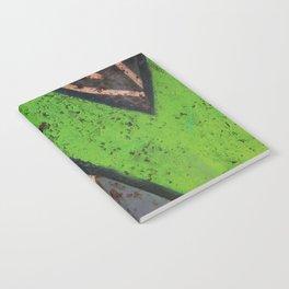 Rustin' piece Notebook