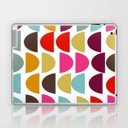 Geometric in Bright Fall Colors Laptop & iPad Skin