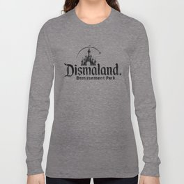 Dismaland Long Sleeve T-shirt