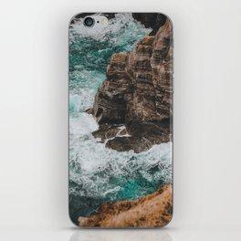Kerry cliffs iPhone Skin