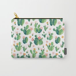 Cactus pattern II Carry-All Pouch