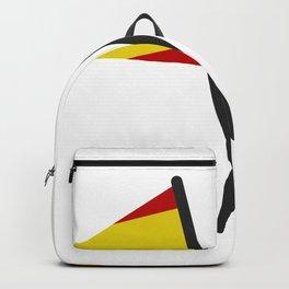 spain flag Backpack