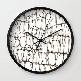 Fondo de Piedra Wall Clock