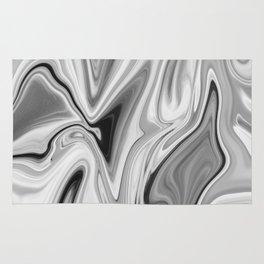 Liquid Gray Rug