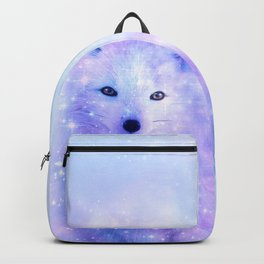 Arctic iceland fox Backpack