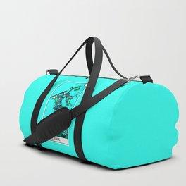 0. The Fool- Neon Dreams Tarot Duffle Bag