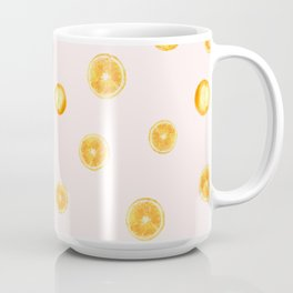 Orange watercolor Coffee Mug