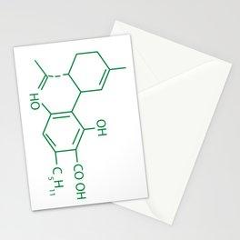 Cannabis Chemistry: CBD Stationery Cards