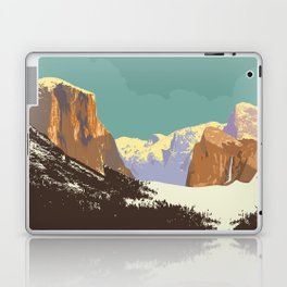 Yosemite National Park Laptop & iPad Skin