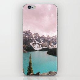 Moraine Lake Banff National Park iPhone Skin