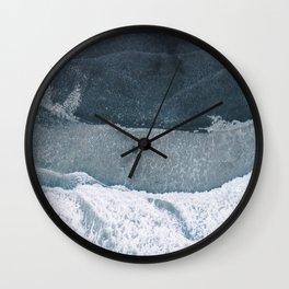 sea 2 Wall Clock
