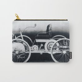 Ford quadricycle Carry-All Pouch