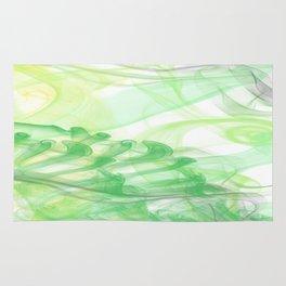 Green Smoke Rug