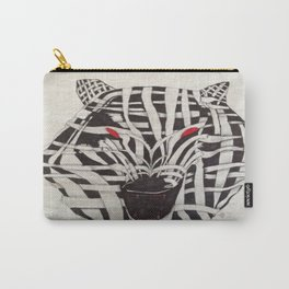 Mummy Wolf Carry-All Pouch