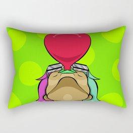 Balloon Chic Rectangular Pillow