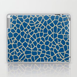 staklo (dark blue with coffee) Laptop & iPad Skin