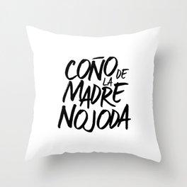 CDLM Throw Pillow