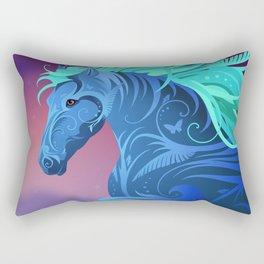 Fantasy Horse Rectangular Pillow