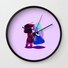 Rupphire Wall Clock