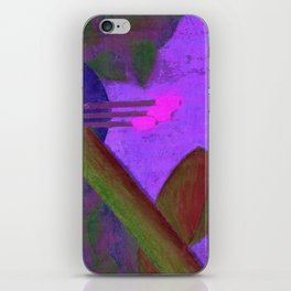 Into the Green 4 iPhone Skin